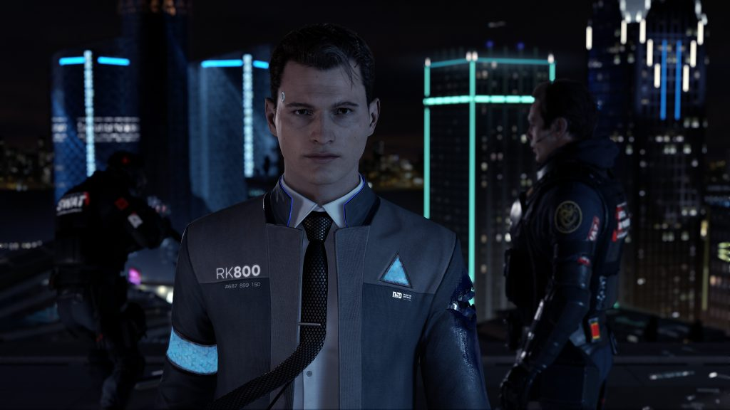 New Quantic Dream Collection Announced, Includes Heavy Rain, Beyond: Two Souls, and Detroit Become Human