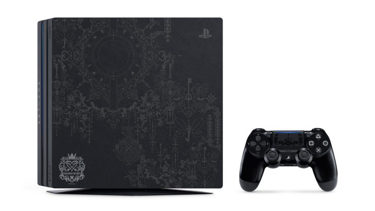Limited Edition Kingdom Hearts 3 PlayStation 4 Console Announced; Pre-Orders Now Live