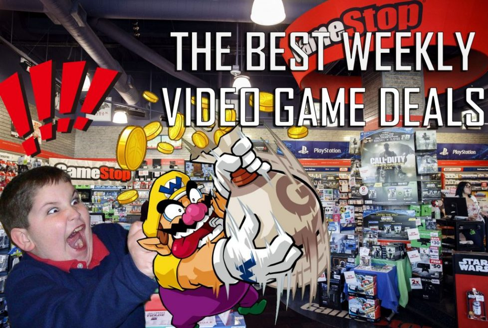 The Best Video Game Deals of the Week