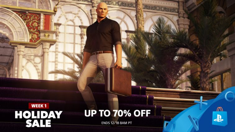 PlayStation Store's Holiday Sale Week One Now Live, Massive List of Games Detailed