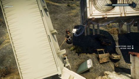 Just Cause 4: You Can Play 'Getting Over It With Bennet Foddy' With This Mini-Game Easter Egg