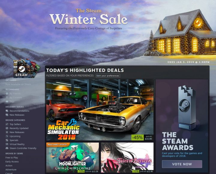 Steam Summer Sale 12222 — What are the best deals?