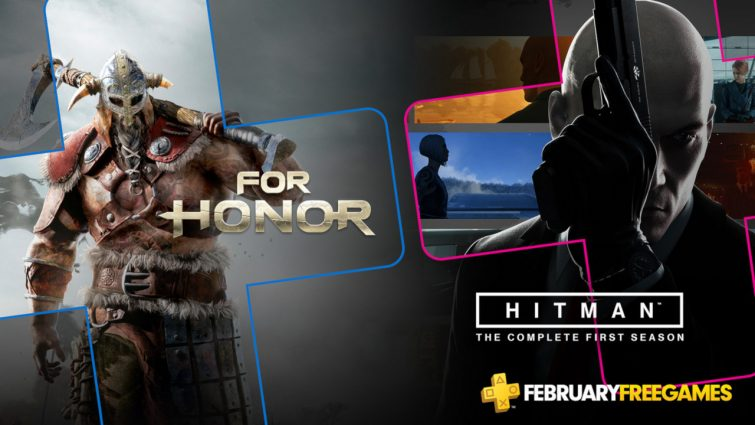 PlayStation Plus Free Games for February Announced, Headliners Include For Honor and Hitman complete First Season
