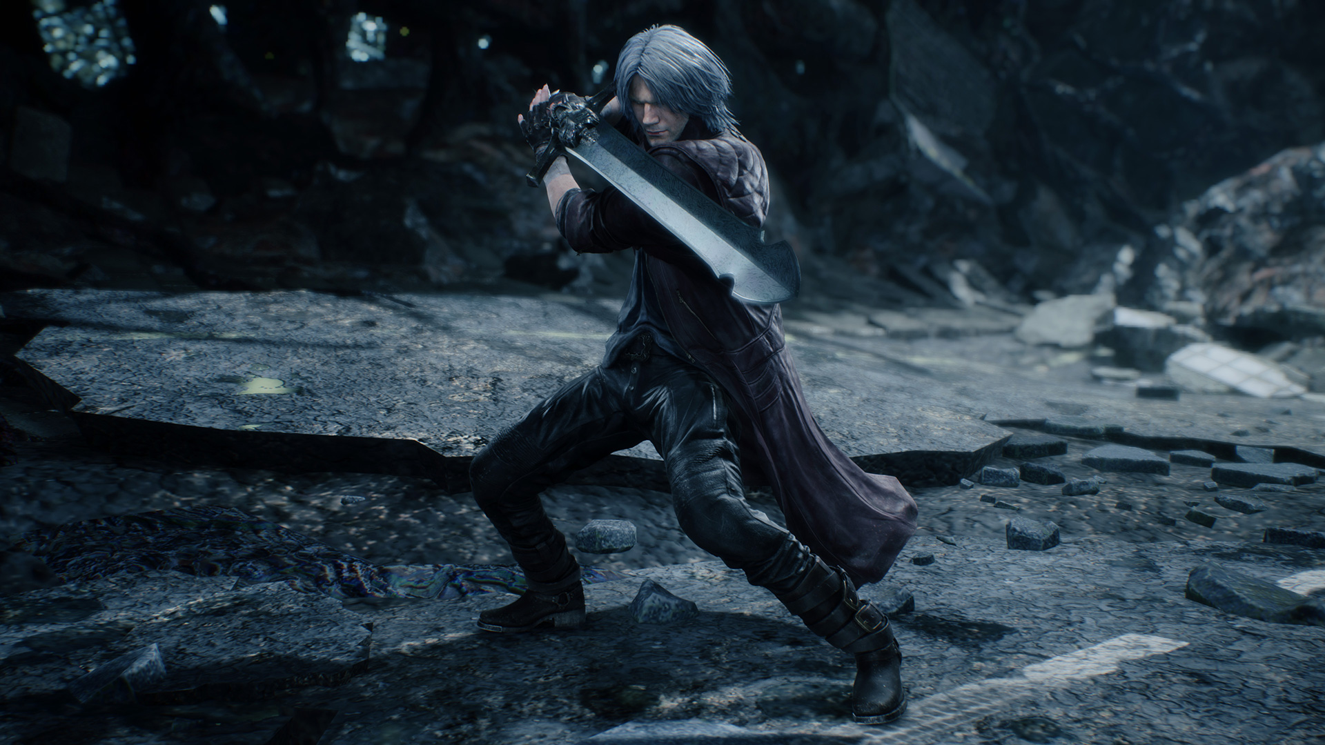Devil May Cry 5 Wallpapers In Ultra Hd 4k Gameranx
