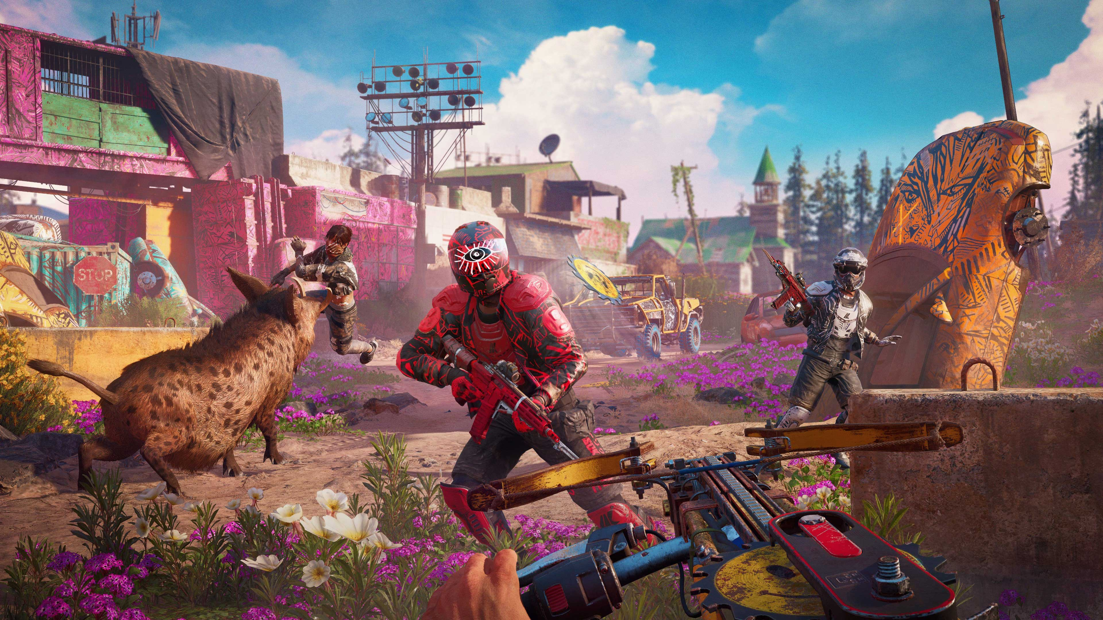far cry new dawn wallpaper iphone