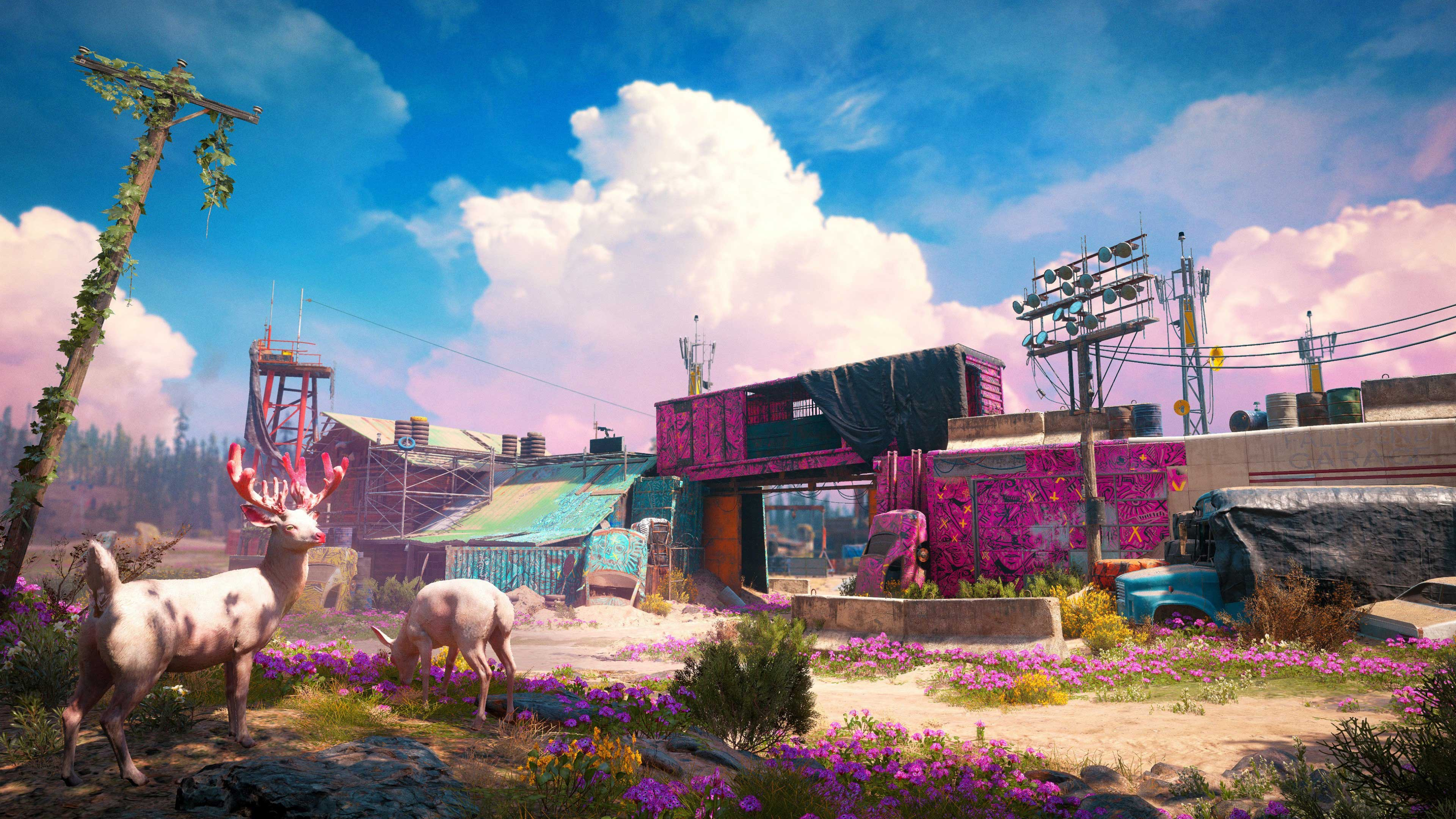 Far Cry New Dawn Where To Find Joseph Seed Locations Guide