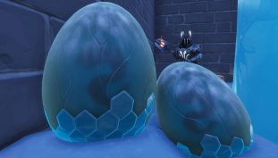 Fortnite: How To Enter The Secret Polar Peak Dungeon & Find Giant Dragon Eggs