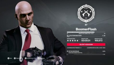 Hitman World of Assassination Trilogy Announced for Google Stadia