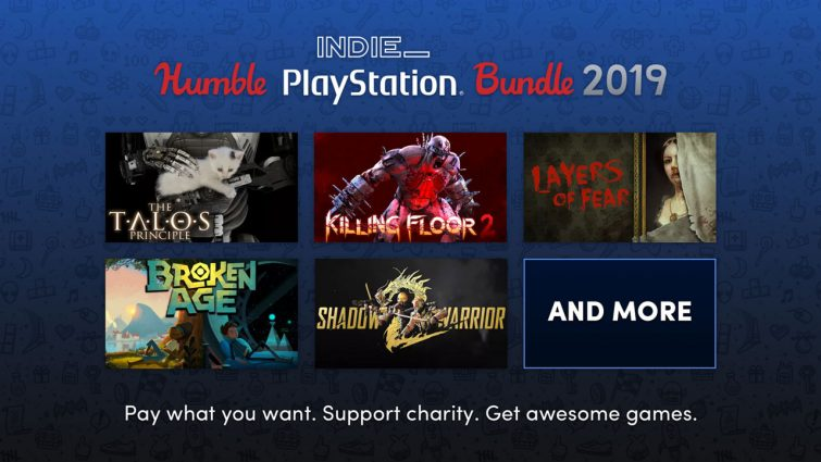 Humble Bundle Features PlayStation 4 Indie Games
