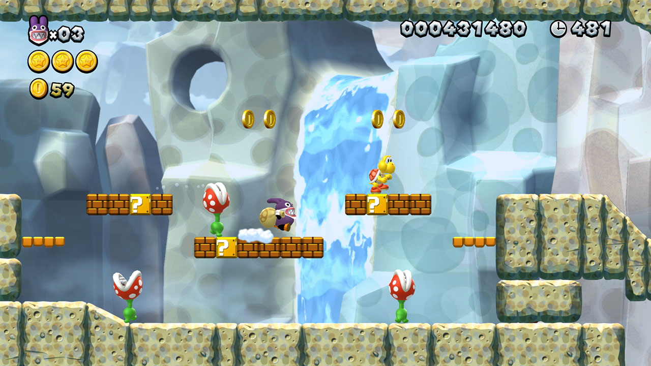 super mario bros wii world 6