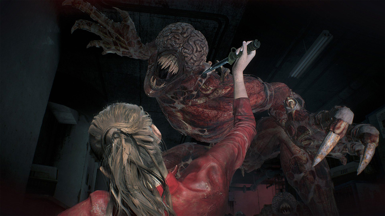 Resident Evil 2 Remake Wallpapers In Ultra Hd 4k Gameranx