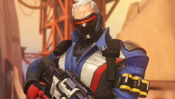 Blizzard Release New Overwatch Short Story, Confirms Soldier 76 as LGBTQ Character
