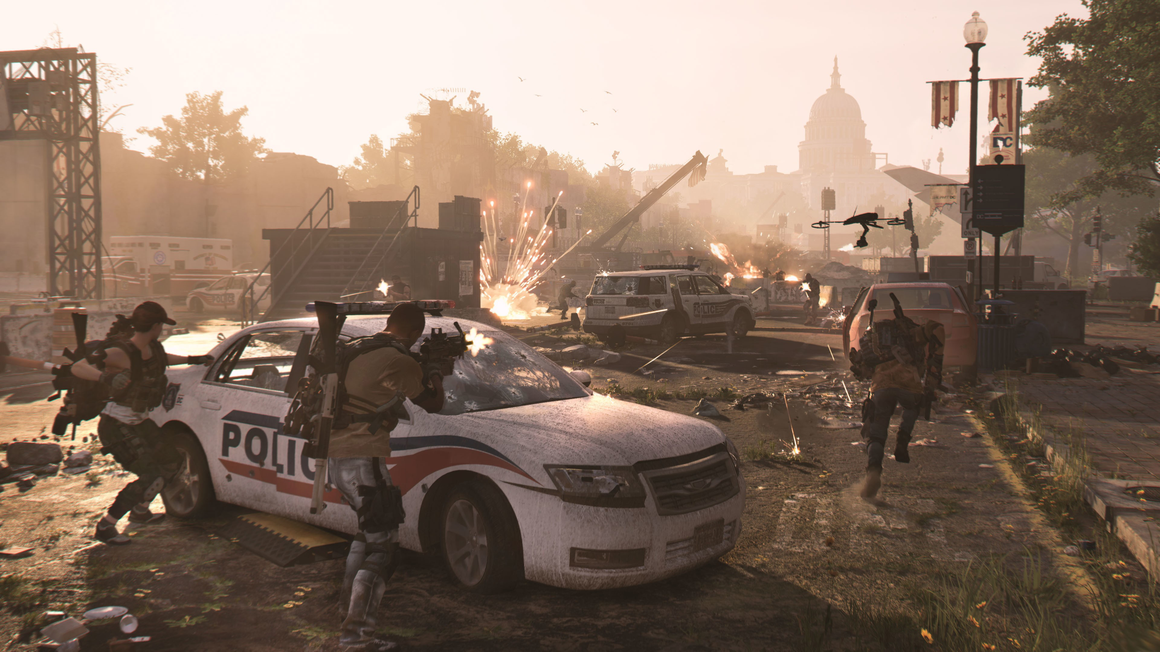 Tom Clancy S The Division 2 Wallpapers In Ultra Hd 4k Gameranx