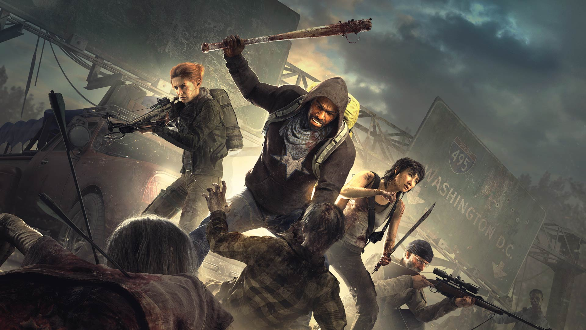 Overkill's The Walking Dead Officially Delayed on Consoles, No Release Window Detailed