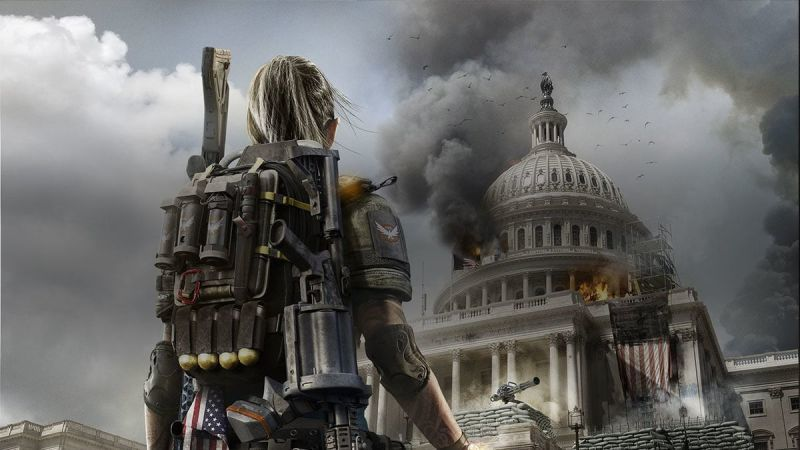 New Tom Clancy's The Division 2 Overview Trailer Showcases PC Specs and Features, Watch Here