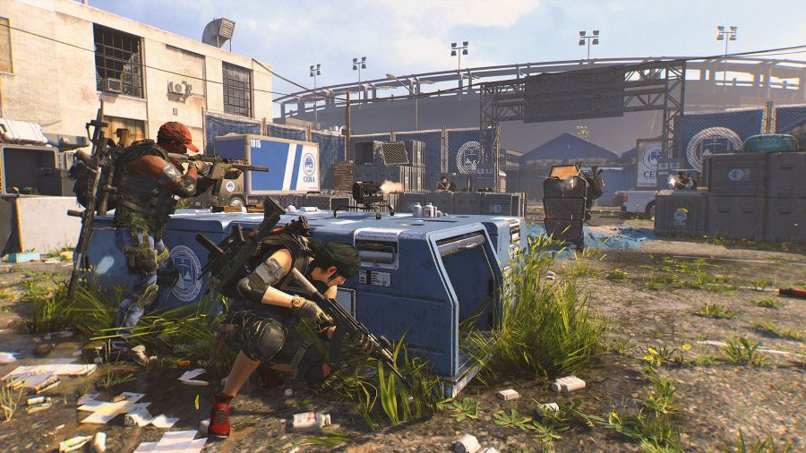 Ubisoft Releases Two New Trailers for The Division 2, Showcases Dark Zones and PVP