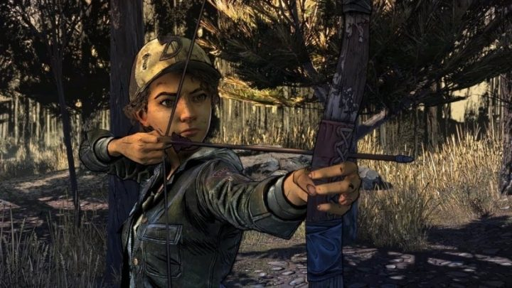Important choices | episode 3 the walking dead: the telltale.