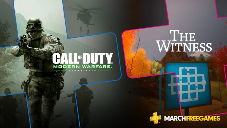 PS Plus Free Games for March 2019 Announced, Available to Download March 5