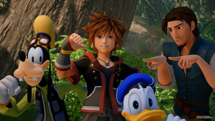 PlayStation Store January's Top Downloads Include Kingdom Hearts 3, Resident Evil 2, and GTA V; Full Lists Detailed