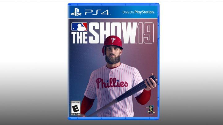 39bec3e6b2e MLB The Show 19 Finds it Official Cover Art With Bryce Harper ...