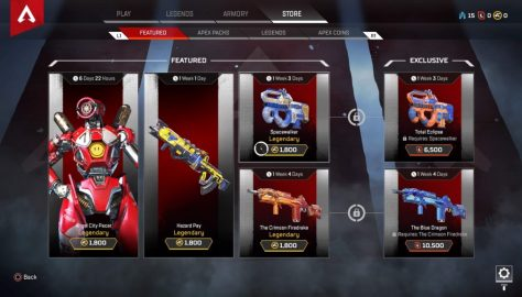 Apex Legends: Here's Exactly How Much You Can Unlock Playing For Free | F2P Guide