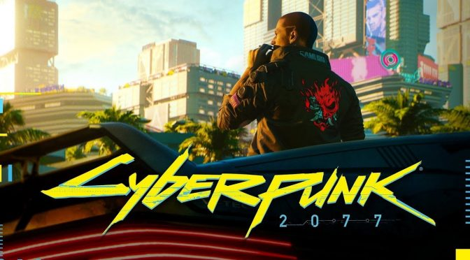 CD Projekt RED Announces Cyberpunk 2077 Will Attend E3 2019