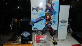 New York Toy Fair 2019: Kingdom Hearts 3 Figures Showcase