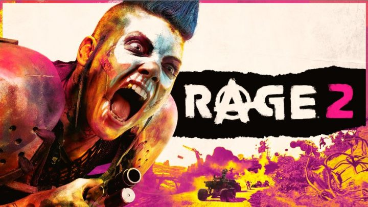 rage, gameplay