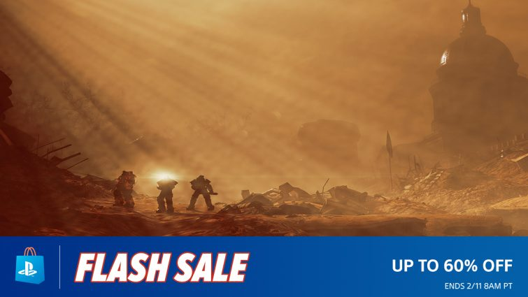 New PSN Flash Sale Centered Around Adventures Now Live, Save Up to 60% Off; Full List of Sales Detailed