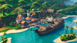 Fortnite: Battle Royale – Everything That's New In Season 8   Party Assist, Cannons & More