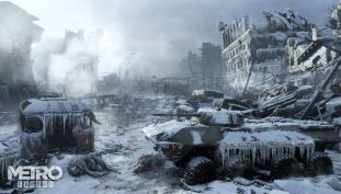 Metro Exodus: All Collectibles Locations Guide | Chapter 2: Winter