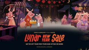 Steam Kicks Off Their Lunar New Year Sale