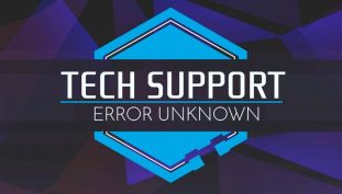 Unique Story-Driven Adventure Tech Support: Error Unknown is Officially Out