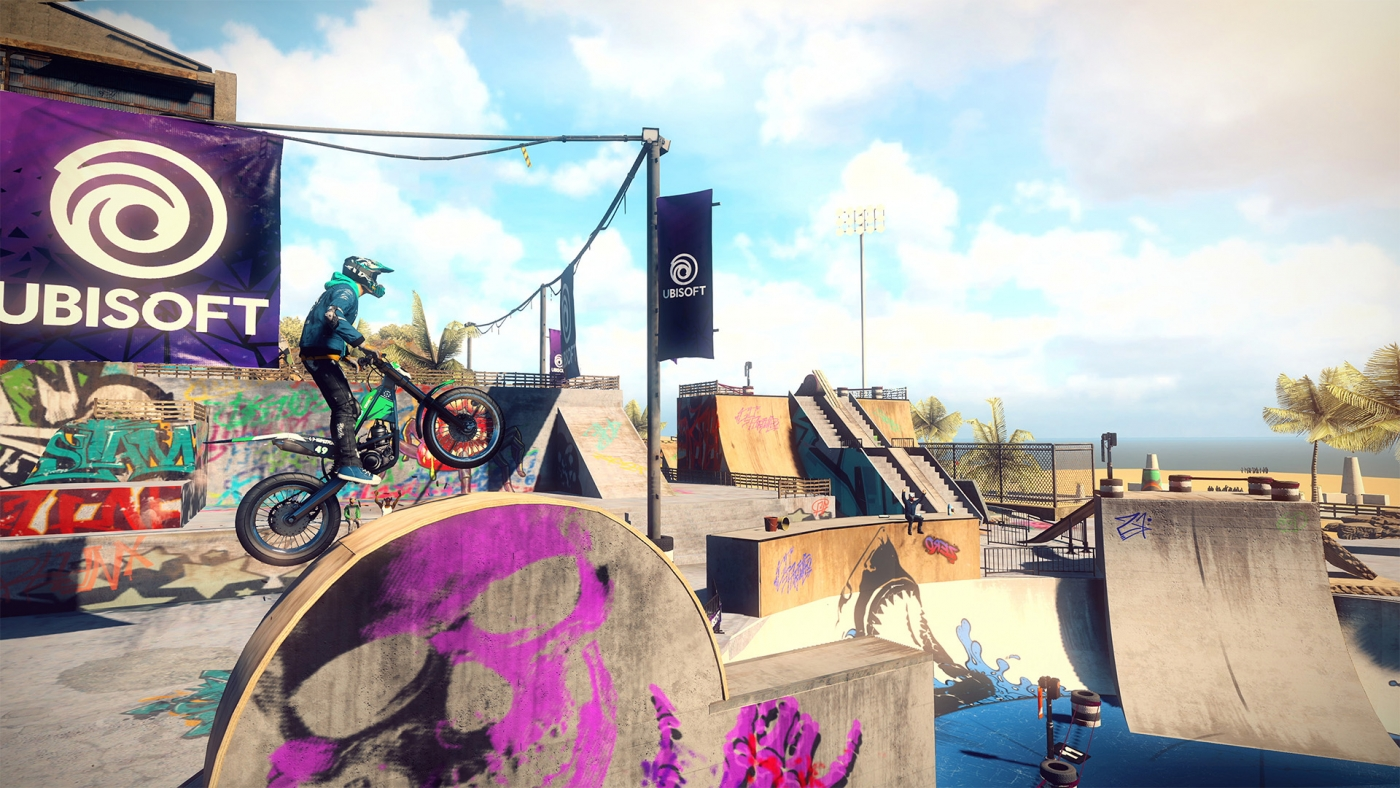 Trials Rising All Gold Squirrel Collectible Locations