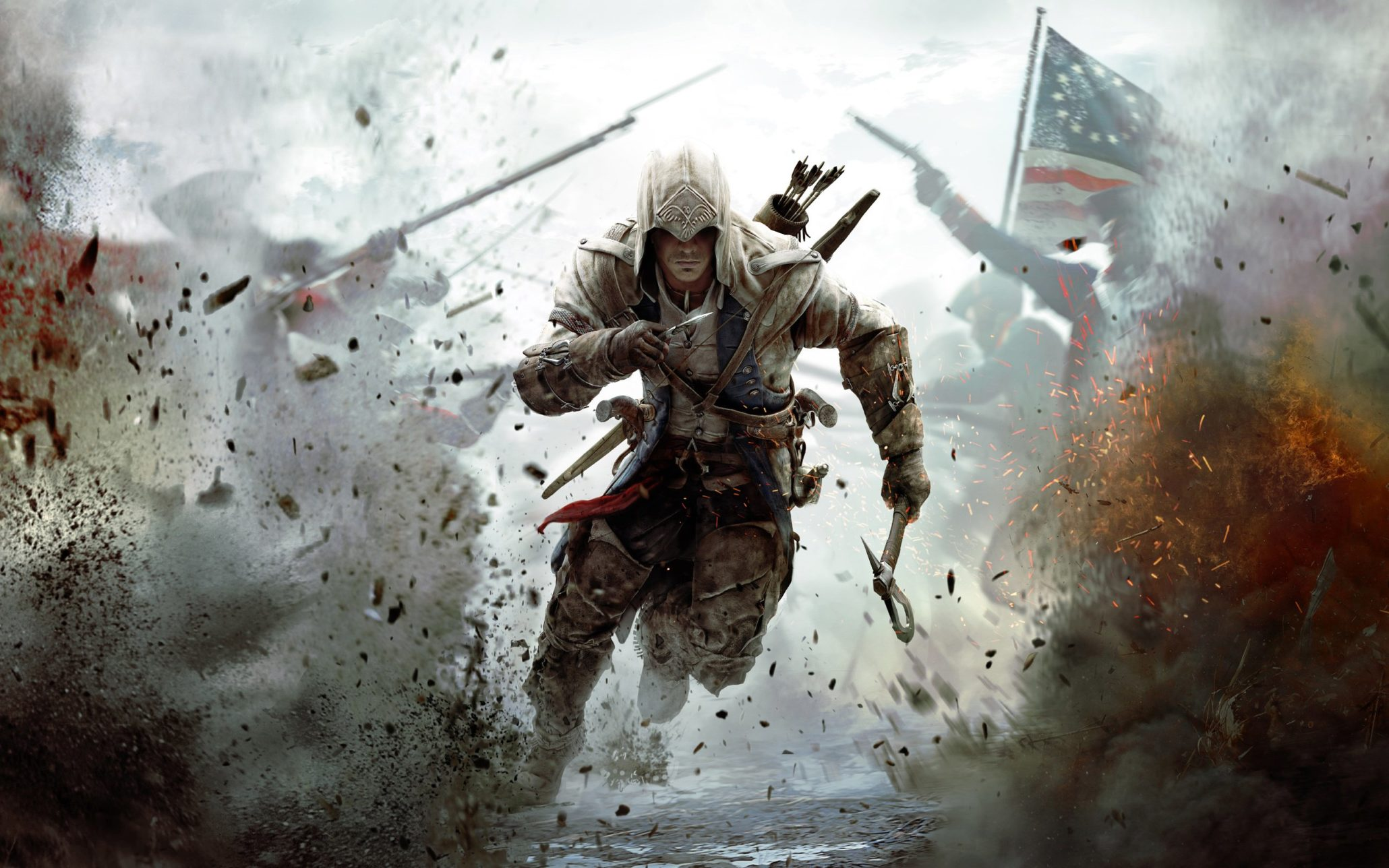 Assassin's Creed 3 Remaster Announced for Nintendo Switch