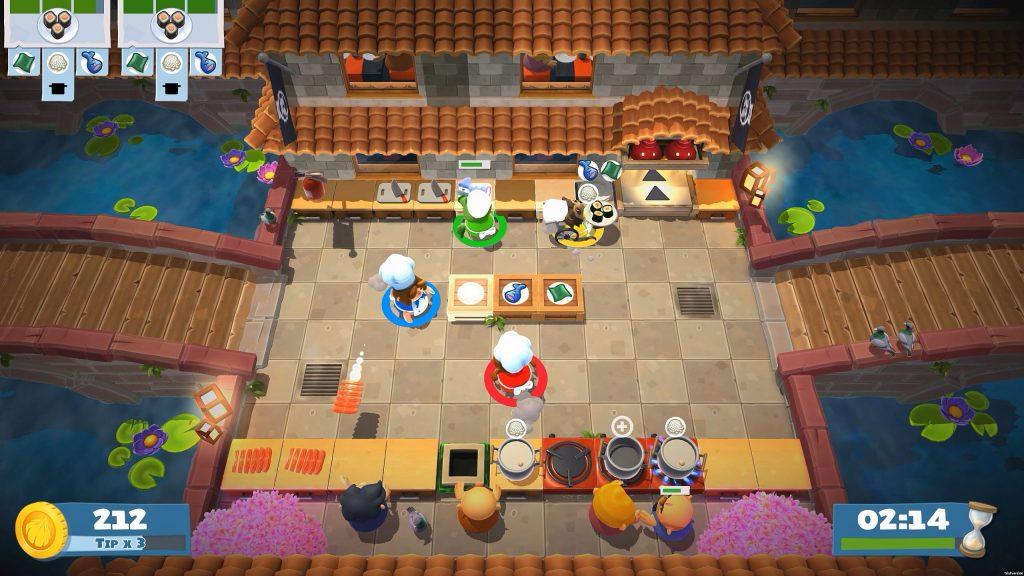 Epic Games Store Now Offering Overcooked For FREE - Gameranx
