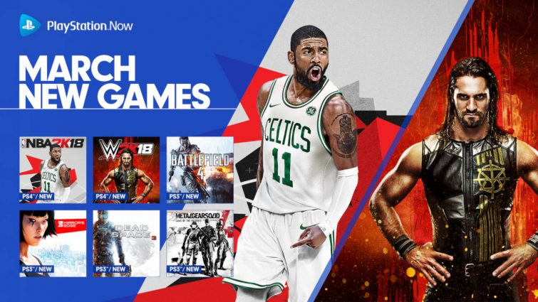 PlayStation Announces 12 New Games for Their Streaming Service, PS Now; Full List of Games Detailed