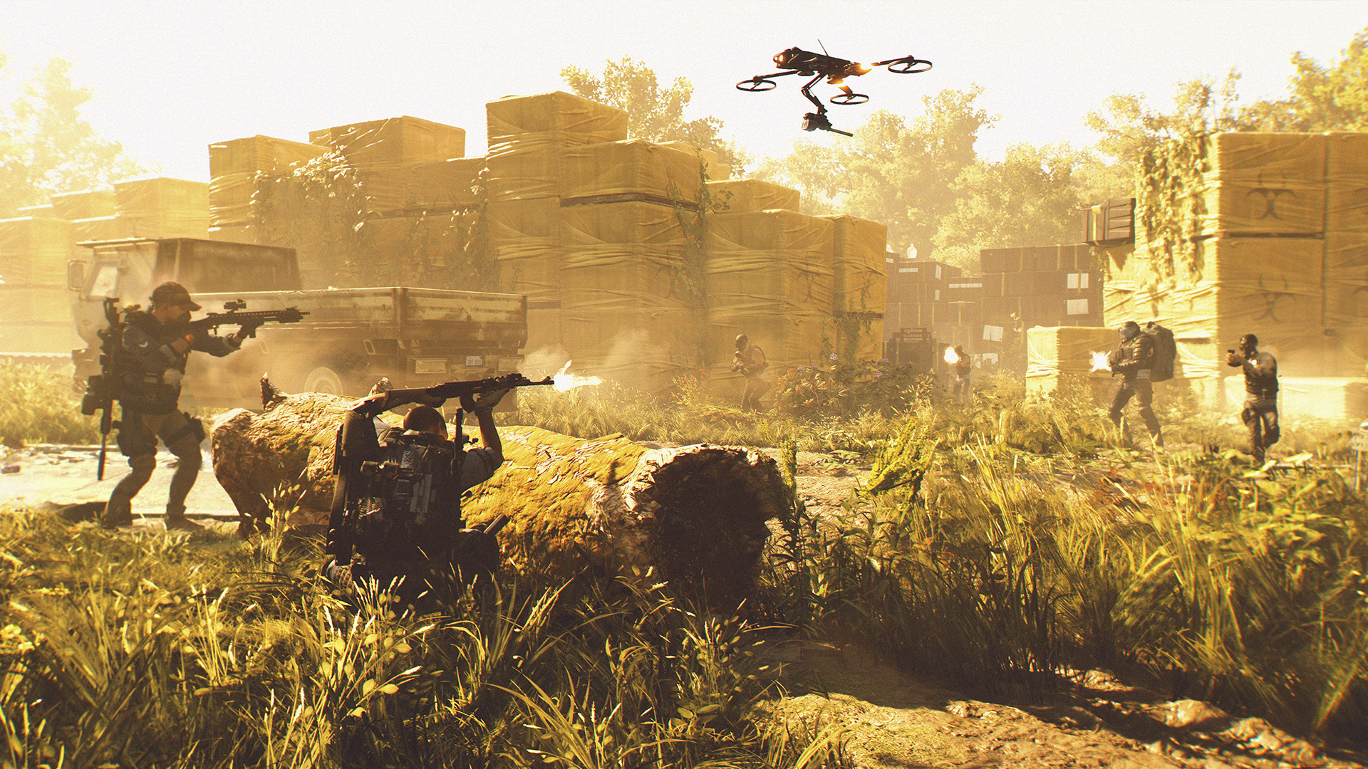 The Division 2: Everything You Need To Know About Increasing Your