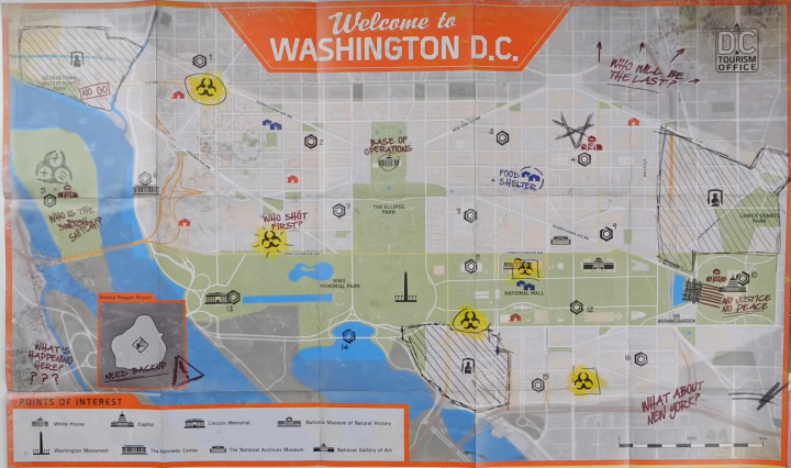 The Division 2: Where To Find All 5 Hidden Side Missions