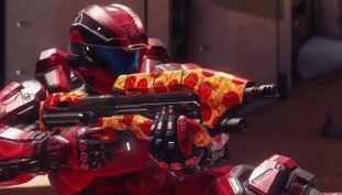 343 Industries Offers Gamers Free Pizza Skin On Halo 5: Guardians