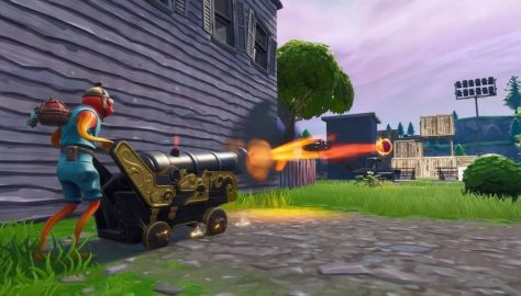 Pirate Cannon Fortnite