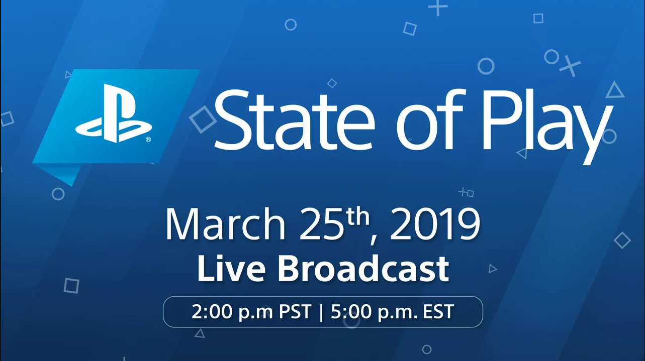 Sony Announces New Nintendo Direct-Like Streaming Event, State of Play; First Episode Set for March 25