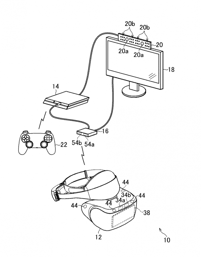 Does Sonys Latest Patent Showcase The Next Gen Playstation Vr