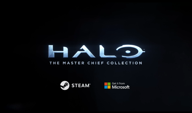Halo: The Master Chief Collection Announced for PC, New Announcement Trailer Debuts