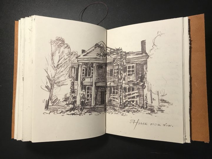 Artist Recreates Arthur Morgan S Journal In Real Life Check Out The Amazing Replica Right Here Gameranx