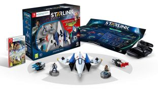 Ubisoft No Longer Selling Starlink: Battle For Atlas Toys