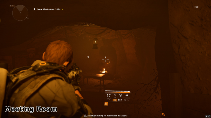 The Division 2: Find Owls To Reveal A Secret Room In This