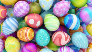 Celebrate Easter Weekend With 28 Awesome Easter Eggs On Gameranx