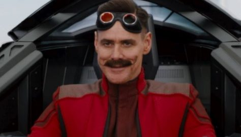 Jim Carrey Doctor Robotnik