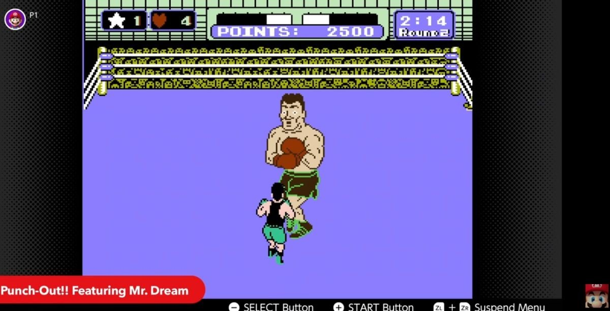 Nintendo Adds Punch Out Super Mario Lost Levels And Star Soldier